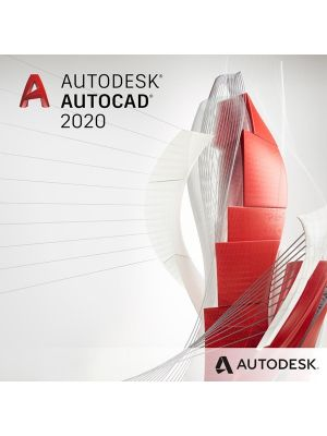 AUTODESK AUTOCAD LT 2020 SINGLE ELD 3Y SUBSCRIPTION SWITCHED FROM MAINTENANCE