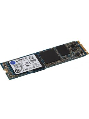 Kingston G2 240GB M.2 2280 SSD SATA 6Gbps 550/520MB/s 100,000/80,000 IOPS 1 million hours MTBF SFF Solid State Drive