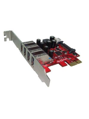 PCIE - 4x PORT USB3 CARD