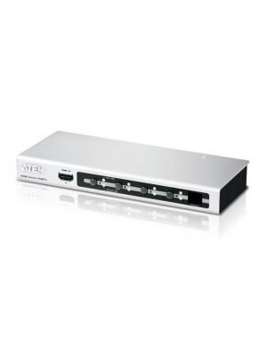 Aten VanCryst 4 Port HDMI Video Switch with Audio and Infra-Red Remote Control