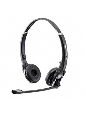 Sennheiser DW Pro 2 - Headset only ,  DECT Wireless Office headset with accessories (headband, earhook, nameplate, CD, Quick guide) , no base