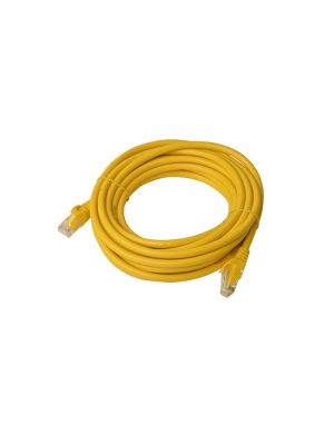 8Ware Cat6a UTP Ethernet Cable 5m SnaglessYellow