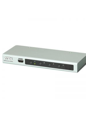 Aten VanCryst 4 Port HDMI Video Switch (Support 4K x 2K, Auto Switching/Instant Switching)