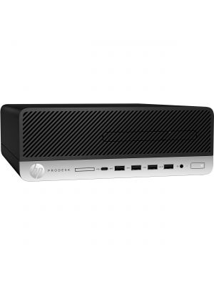 HP 600 G5 TWR I5-9500 8GB, PLUS HP Z24I 24 MONITOR FOR $299