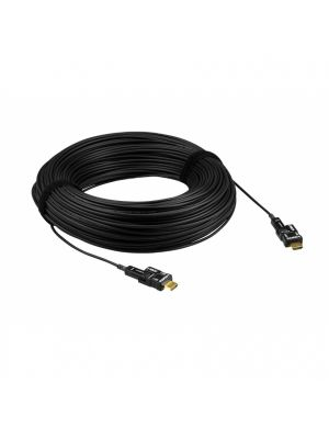 Aten True 4K 100m HDMI 2.0 Hybrid Active Optical Cable