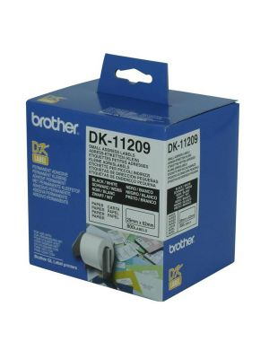 White Small Address Label 29mmX62mm,800 labels per roll