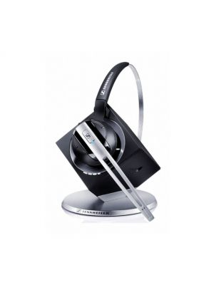 DW Office  - DECT Wireless Office headset with base station, for USB PC, no phone port, convertible  (headband or earhook)