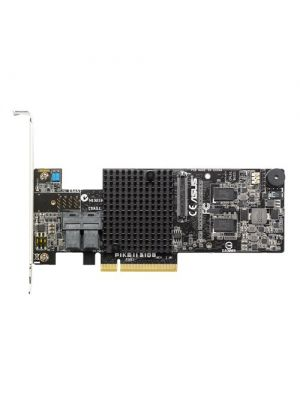 ASUS PIKE II 3108 8-port Internal SAS12G RAID Card 1GB Cache, 16PD (need MiniSAS HD cable)