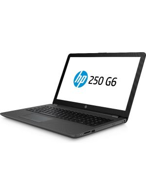 HP 250 G6 Notebook 15.6' HD Intel i3-7020U 4GB DDR4 (1 x 4 GB) 500GB HDD HDMI VGA Windows 10 Home NO ODD Webcam WL BT RJ45 1.86kg