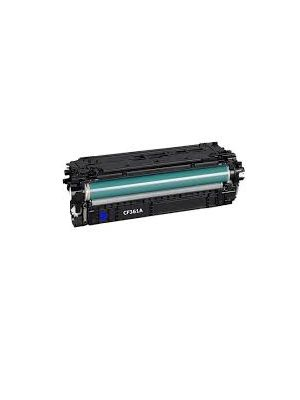 HP #508A Cyan Toner Cartridge - 5,000 pages
