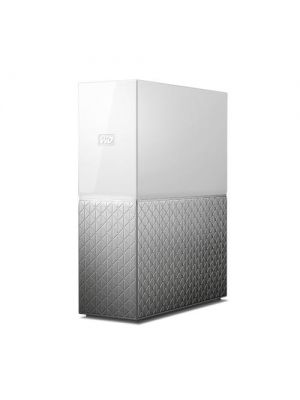 WD My Cloud Home 2TB - NAS 1.4GHz Dual-Core 1GB DDR3, RAM, backup,media server - White. (LS)