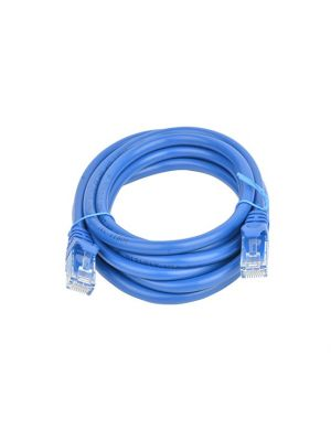 8Ware Cat6a UTP Ethernet Cable 2m SnaglessBlue