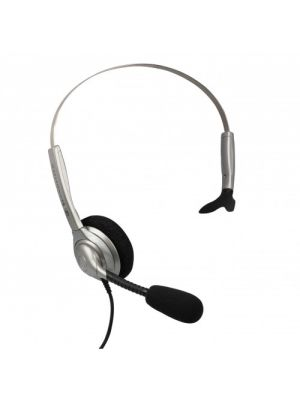 Sennheiser SH 320 Over the Head Monaural Narrow Band Headset (005353)  -  Requires Easy Disconnect Cable