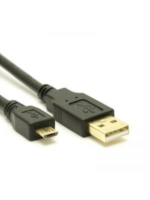 8Ware USB 2.0 Cable 3m A to Micro-USB B Male to Male Black