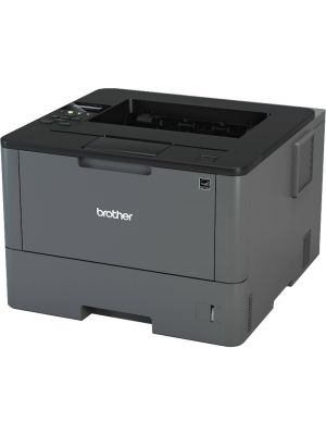 Brother HL-L5100DN NETWORK READY HIGH SPEED MONO LASER PRINTER WITH 2-Sided PRINTING  (40 PPM, 250 Sheets Paper Tray, Built-in Network)