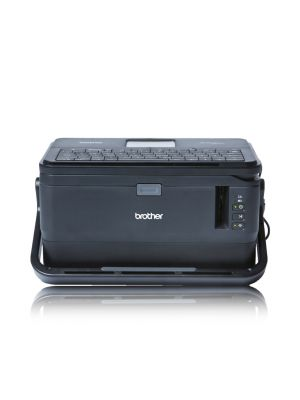 Brother ADVANCED DESKTOP P TOUCH LABELLER WITH WIRELESS - 6-36MM TZE TAPE MODEL