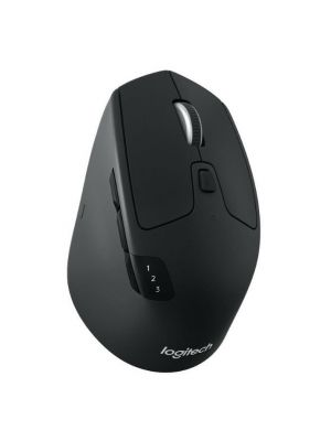 Logitech M720 Triathlon Multi-Device Wireless Bluetooth Mouse with Flow Cross-Computer Control & File Sharing for PC & Mac Easy-Switch up to 3 Devices
