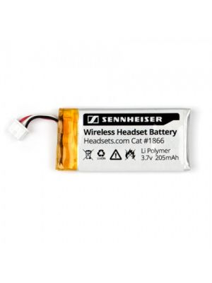 Sennheiser Spare battery to suit DW Office, Pro 1, Pro 2 and D10, and MB Pro