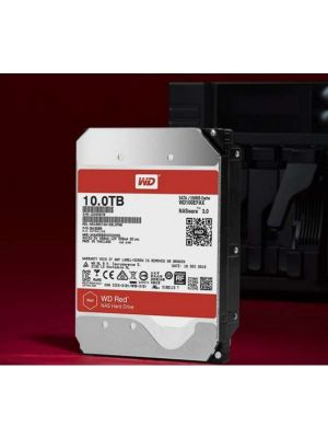 WD Red 10TB NAS 3.5' 5400RPM SATA3 6Gb/s 256MB Cache (WD100EFAX)